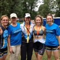 Spokettes at the Xterra Tri the Torture