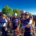 Start Line Santa Fe Gran Fondo - photo by Jeff Della Penna